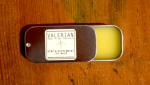 Hemp & Peppermint Lip Balm. A mix of beeswax, almond oil, hemp oil and peppermint to keep your lips hydrated.